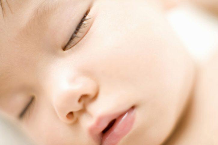 6862358 - sleeping baby